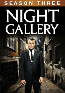 Night Gallery: The Complete Third Season Movie