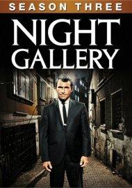 Night Gallery: The Complete Third Season Movie