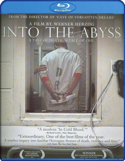 Into The Abyss Blu-ray
