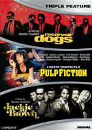 Quentin Tarantino Triple Feature Movie