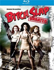 Bitch Slap: Unrated Blu-ray