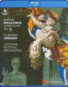 Anton Bruckner: Symphony No. 5 Blu-ray