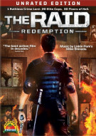 Raid, The: Redemption (DVD + UltraViolet) Movie