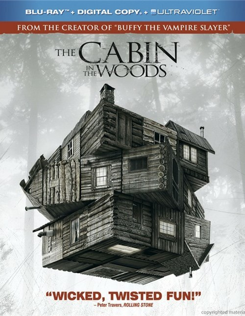 Cabin In The Woods, The (Blu-ray + Digital Copy) Blu-ray