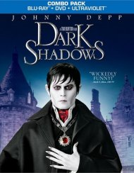 Dark Shadows (Blu-ray + DVD + UltraViolet) Blu-ray