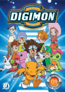 Official Digimon Adventure Set, The: The Complete First Season Movie