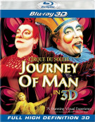 Cirque Du Soleil: Journey Of Man In 3D (Blu-ray 3D) Blu-ray