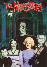 Munsters, The: The Complete First Season (Repackage) Movie
