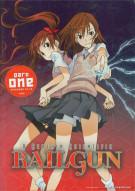 Toaru Kagaku No Railgun: A Certain Scientific Railgun - Season One Part One (Limited Edition) Movie