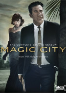 Magic City: The Complete Second Season Movie