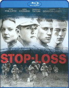 Stop-Loss Blu-ray