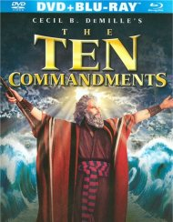 Ten Commandments, The (Blu-ray + DVD Combo) Blu-ray
