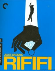 Rififi: The Criterion Collection (Blu-ray + DVD Combo) Blu-ray