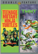 Teenage Mutant Ninja Turtles / TMNT (Double Feature) Movie