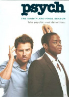 Psych: The Complete Eighth Season Movie