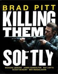 Killing Them Softly (Steelbook) Blu-ray