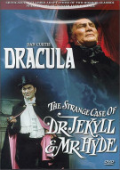 Dracula (1973)/ The Strange Case Of Dr. Jekyll & Mr. Hyde (1968) Movie