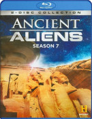 Ancient Aliens: Season Seven - Volume One Blu-ray