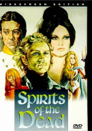 Spirits Of The Dead Movie