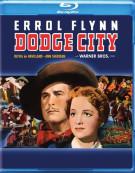 Dodge City Blu-ray