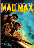 Mad Max: Fury Road (DVD + UltraViolet) Movie