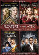 Flowers In The Attic / Petals On The Wind / If There Be Thorns / Seeds Of Yesterday (DVD + UltraViolet) Movie