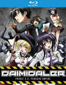Daimidaler, Prince vs. Penguin Empire: The Complete Series (Blu-ray + DVD Combo) Blu-ray
