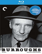 Burroughs: The Movie: The Criterion Collection Blu-ray