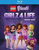 Lego Friends: Girlz 4 Life (Blu-ray + DVD Combo) Blu-ray