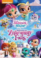 Shimmer And Shine: Welcome To Zahramay Falls Movie
