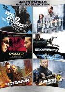 Jason Statham 6-Film Collection Movie