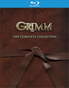 Grimm: The Complete Collection Blu-ray