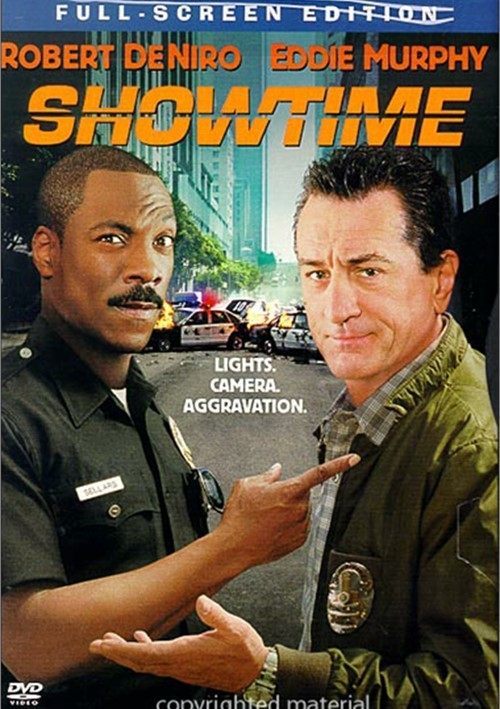 Showtime (Fullscreen) Movie