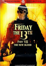 Friday The 13th: Part VII - The New Blood Movie