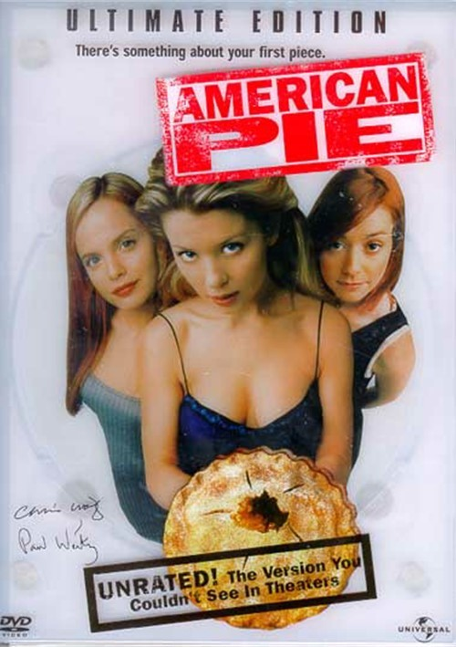 American Pie: Unrated Ultimate Edition Movie