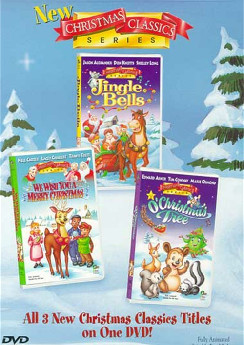 Christmas Classics: We Wish You A Merry Christmas/ Jingle Bells/ O Christmas Tree Movie