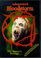 Subspecies 4 Bloodstorm: The Masters Revenge Movie