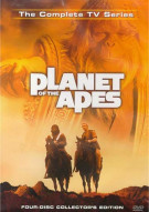 Planet Of The Apes: The Complete TV Series Movie