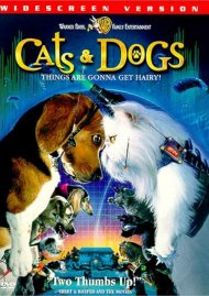 Cats & Dogs (Widescreen) Movie