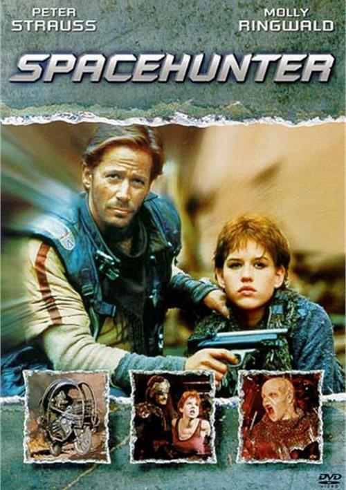 Spacehunter Movie