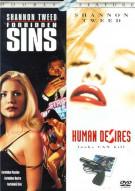 Forbidden Sins/ Human Desires (Double Feature) Movie