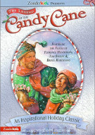 Legend Of The Candy Cane, The Movie