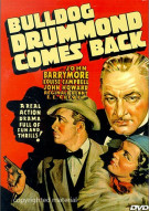 Bulldog Drummond Comes Back (Alpha) Movie