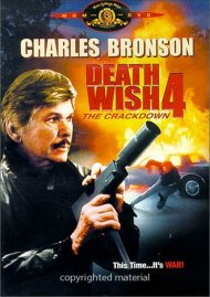 Death Wish 4: The Crackdown (Repackage) Movie