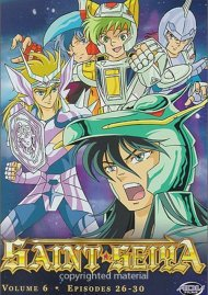 Saint Seiya: Volume 6 Movie