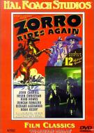 Zorro Rides Again Movie