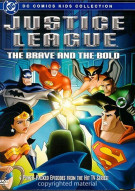 Justice League: The Brave And The Bold Movie