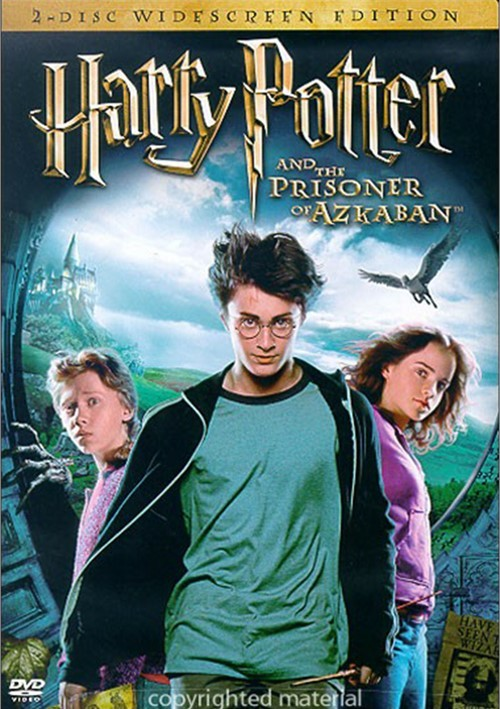 Harry Potter And The Prisoner Of Azkaban (Widescreen) Movie