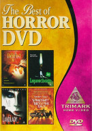Best of Horror DVD, The Movie