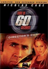 Gone In 60 Seconds: Directors Cut Movie